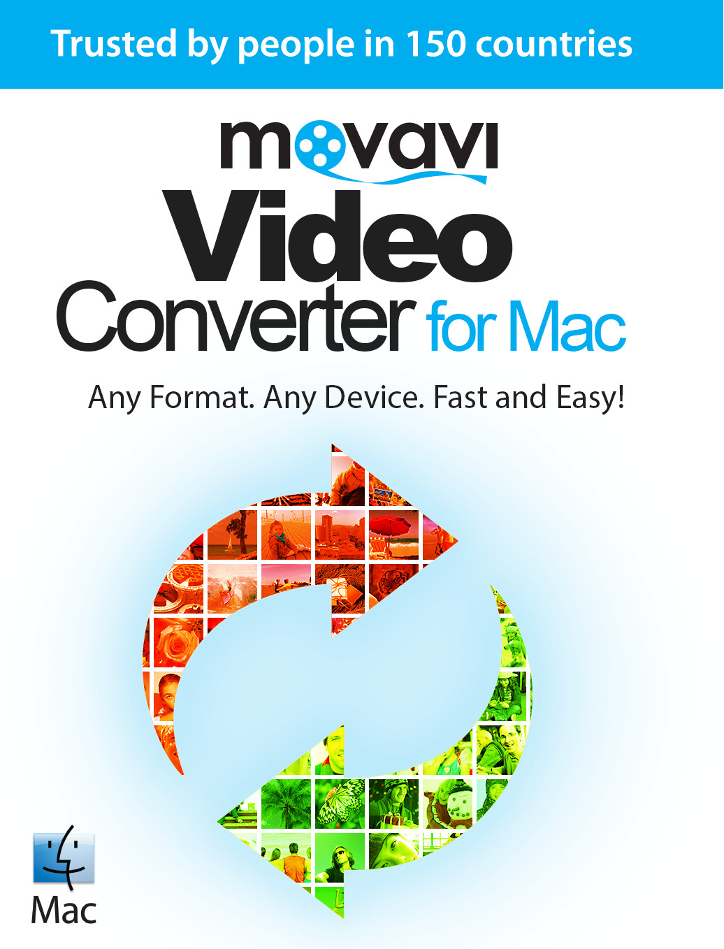 Movavi Video Converter for Mac 6 Personal Edition [Download] (Video Software For Mac compare prices)