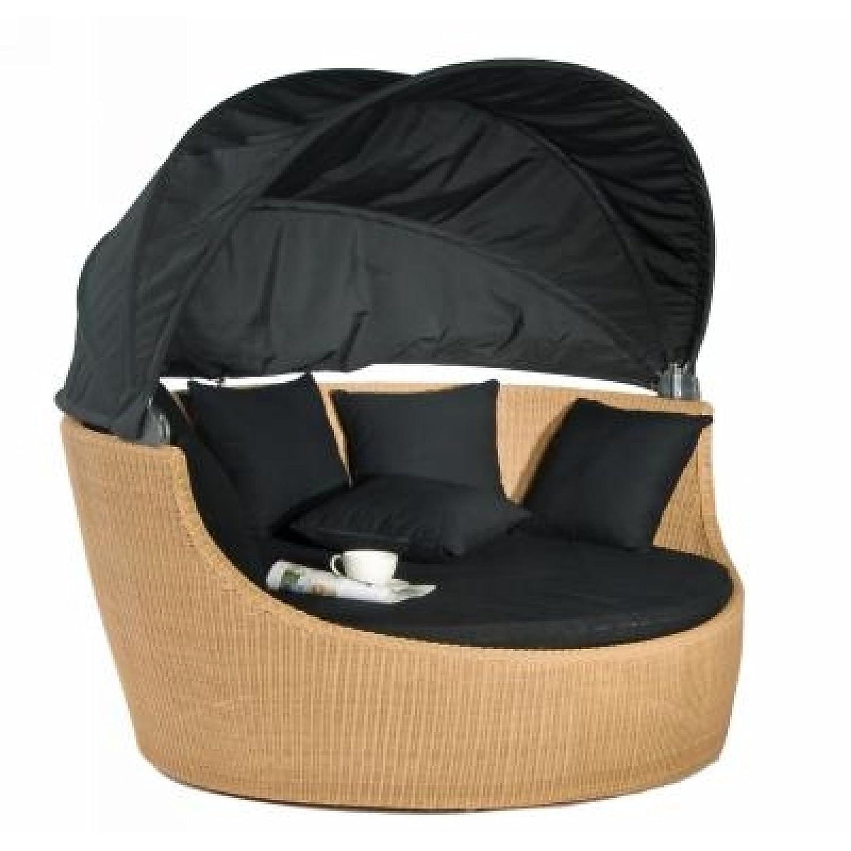 Sonnenpartner Lounge Insel Lounge Sofa Gartensofa Bahia natur 80061274 bestellen