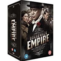 Boardwalk Empire Season 1-5 on DVD