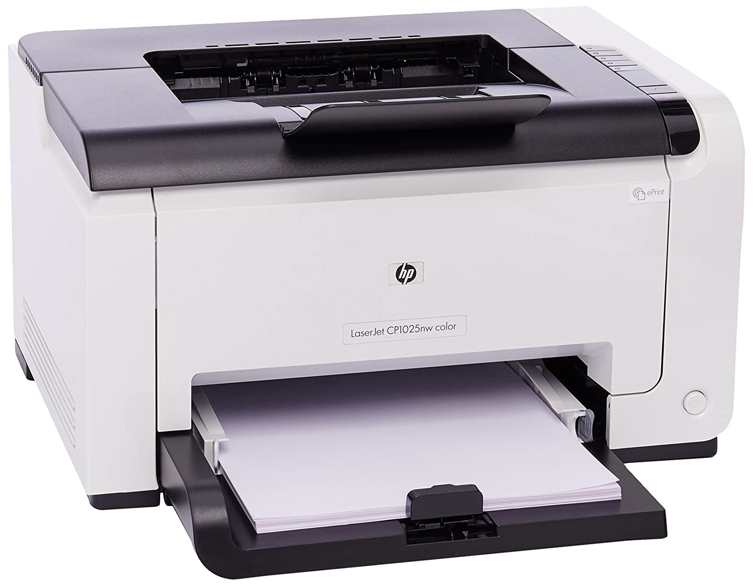 hp laserjet pro cp1025nw colour network wi fi laser printer ebay. Black Bedroom Furniture Sets. Home Design Ideas