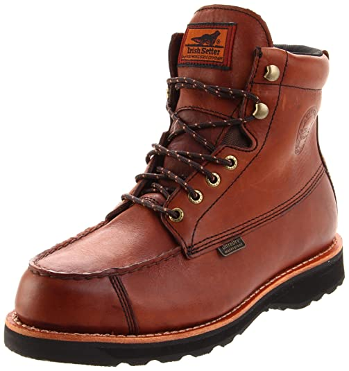 """Official Irish Setter Wingshooter 7"""" Upland Hunting Boot For Men Cheap Price"""