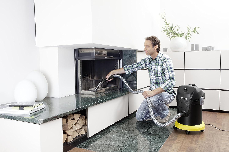 Aschesauger - Reinigung eines Kamins