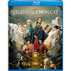 Legend Of The Demon Cat [Blu-ray]