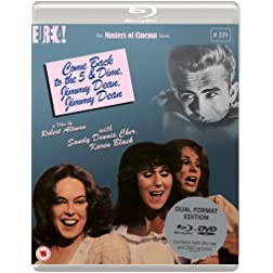 Come Back To The 5 & Dime, Jimmy Dean, Jimmy Dean Dual Format [Blu-ray]