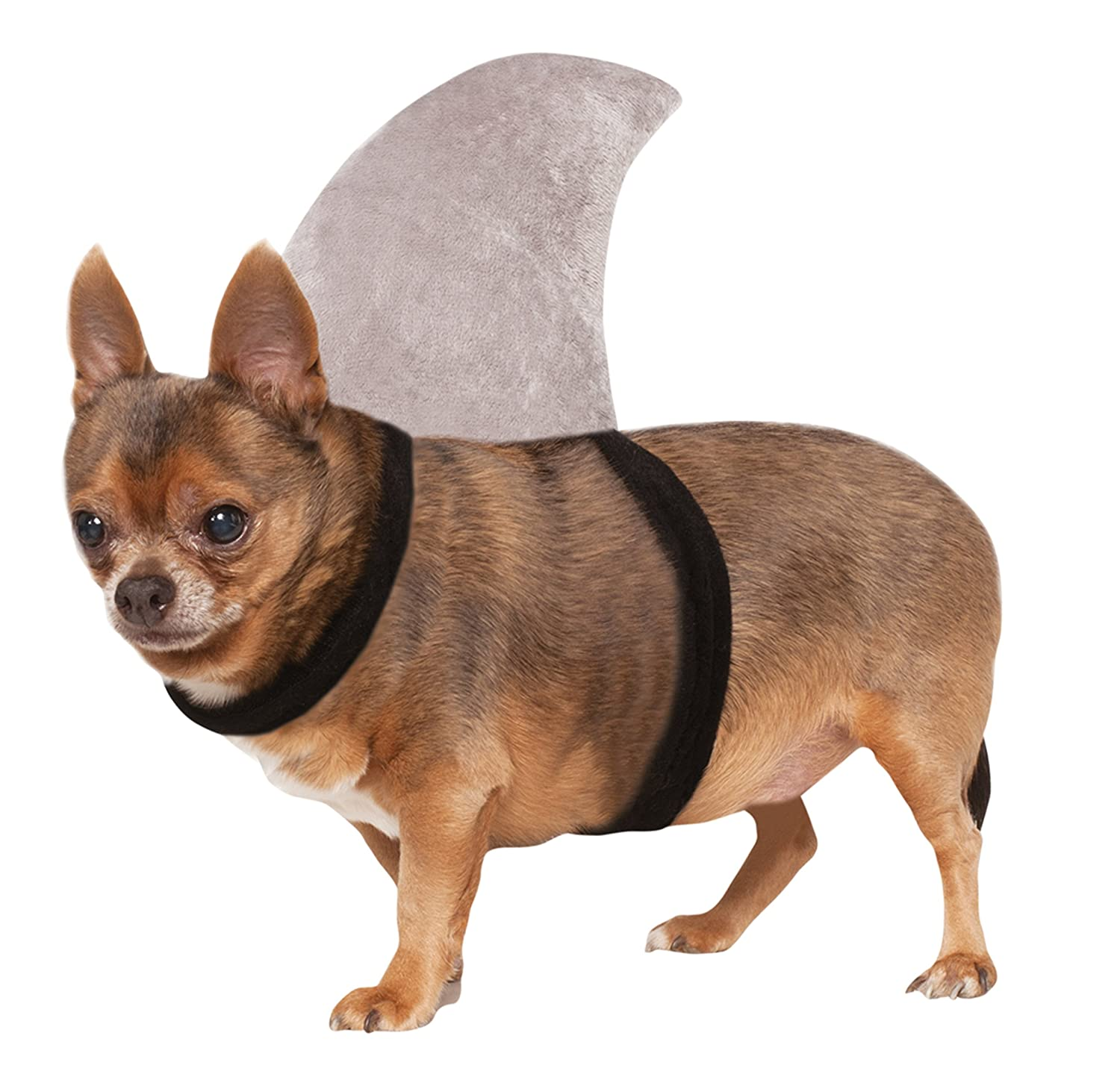 Large Dog Shark Costume Shark Fin Dog Costume