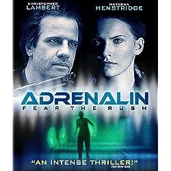 Adrenaline: Fear the Rush [Blu-ray]