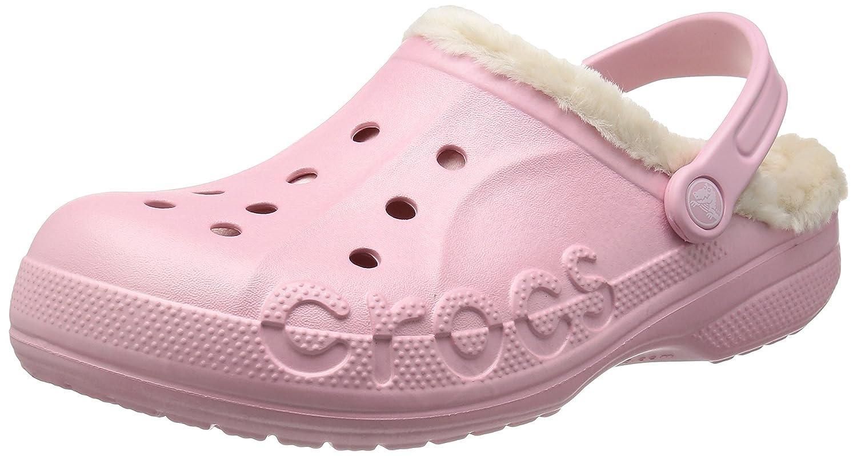 Crocs Baya Heathered Lined Clogs 15990-6EM Women's Casual Comfort Shoes босоножки детские crocs baya kids