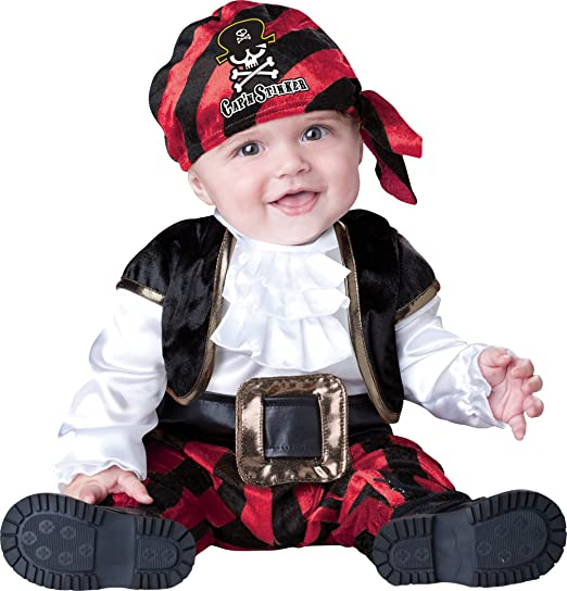 Pirate Costumes for Baby Boy
