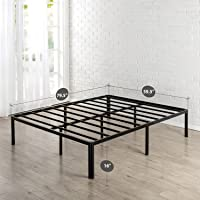 Fabulous Get Zinus Metal Platform Bed Frame with Steel Slat Support Mattress Foundation Queen from Zinus