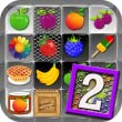 Fruit Drops Part II - Match Three (3) Puzzle from Bullbitz