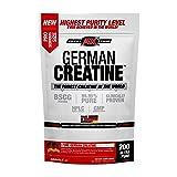 German Creatine | 200 Servings (1000g) Creapure | Pure German Creatine Monohydrate from Creapure | Safest and Purest Creatine (Tamaño: 1000g)