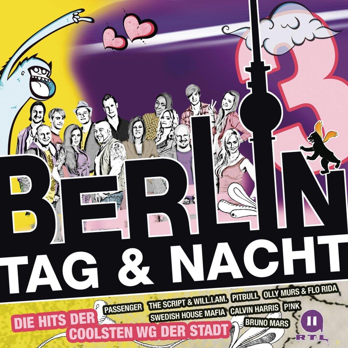 Berlin Tag Und Nacht Musik