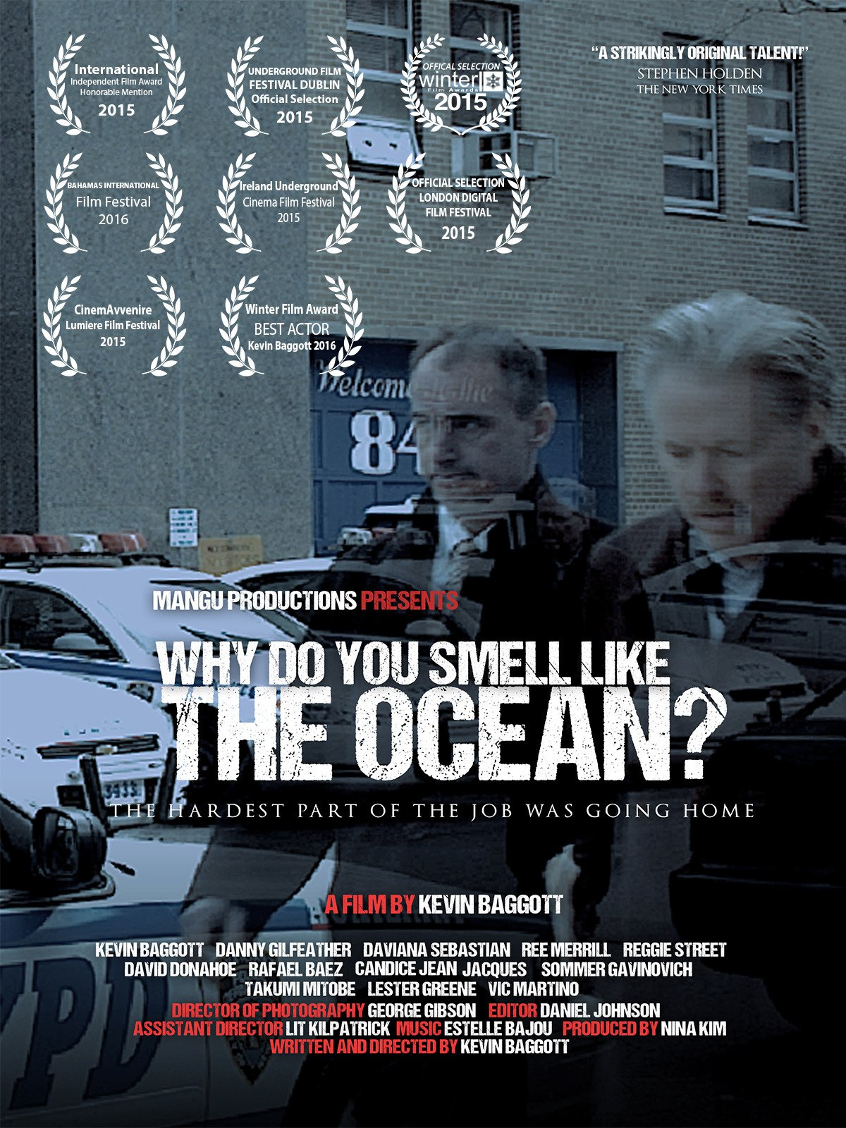 Why Do You Smell Like The Ocean? on Amazon Prime Instant Video UK