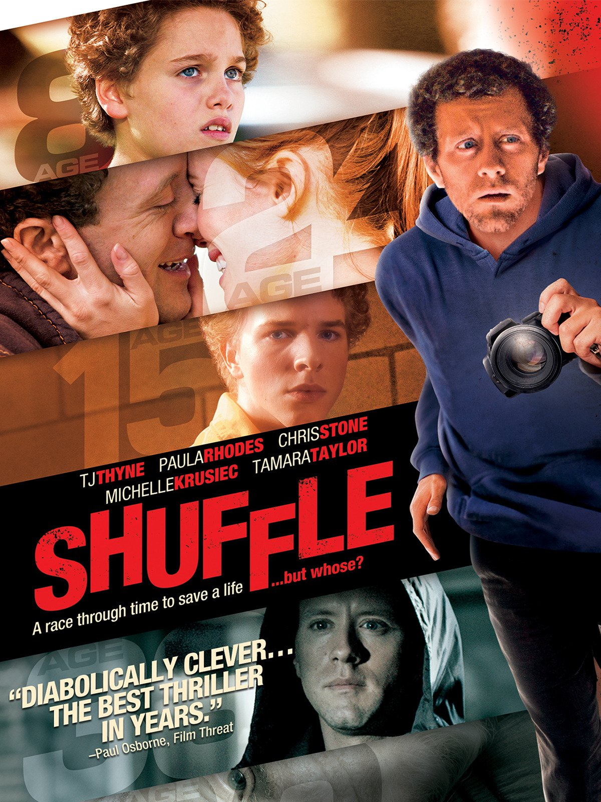 Shuffle on Amazon Prime Instant Video UK