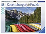 Ravensburger Puzzles Mountain Canoes, Multi Color