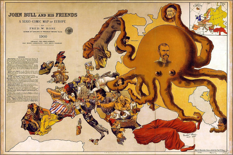Europe, 1900