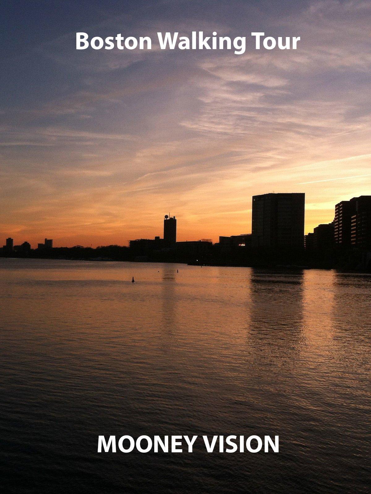 Boston Walking Tour