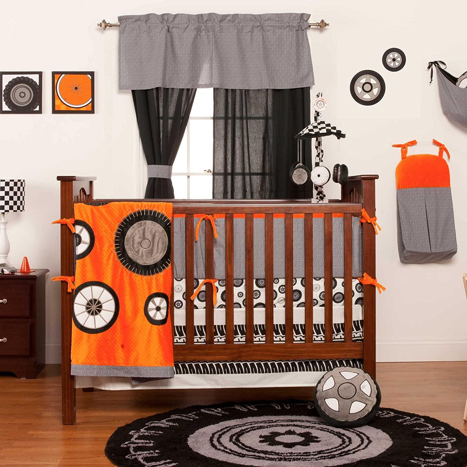 Teyo S Tire Baby Bedding Collection By One Grace Place