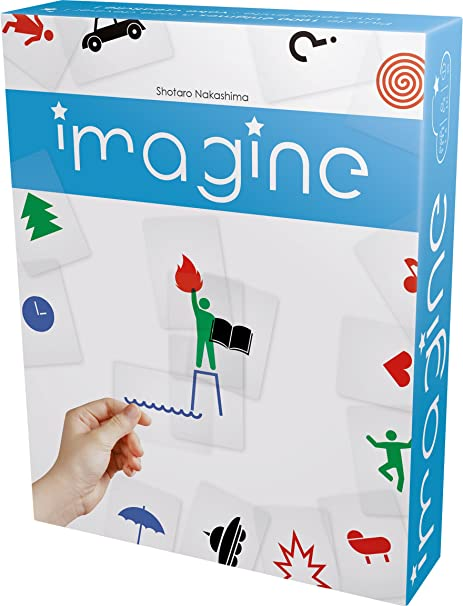 Asmodee - CGIMAG01 - Imagine