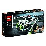 レゴ テクニック 4WDポリスカー 42047