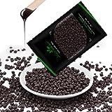 Hard Wax Full Body Depilatory Wax Beads,3.5oz/100g, Chocolate