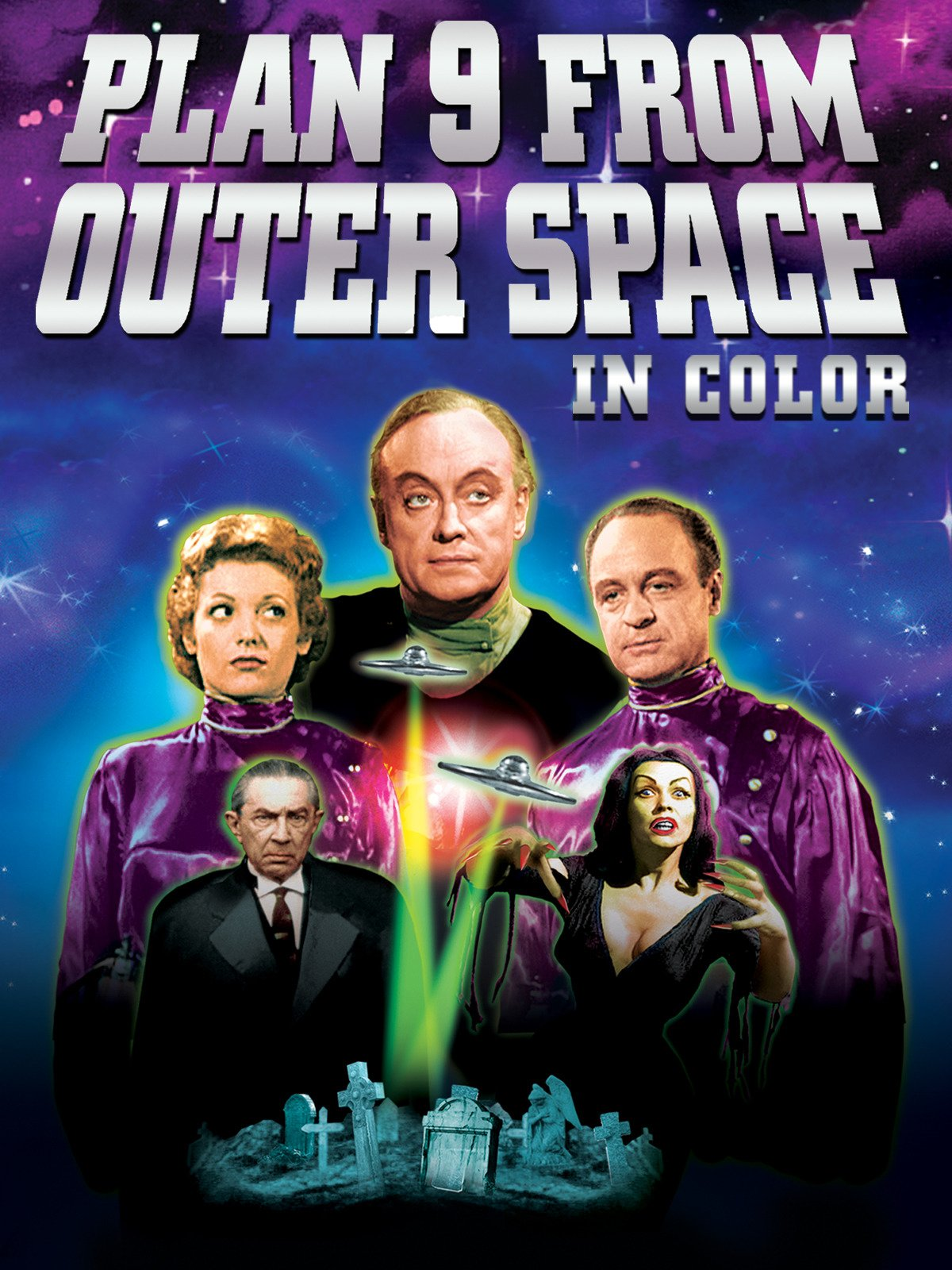 Plan 9 From Outer Space (in Color)