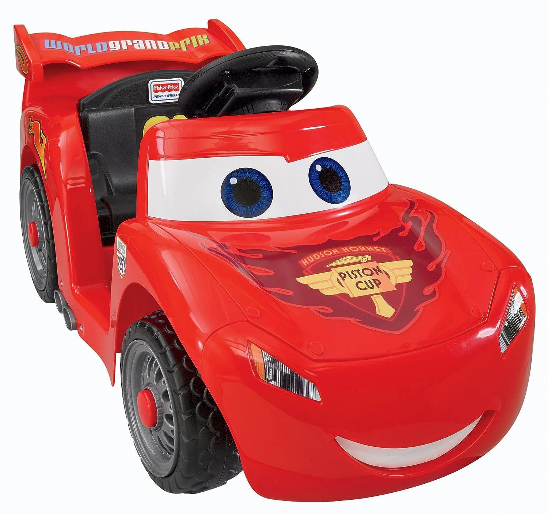new power wheels lightning mcqueen disney cars kids