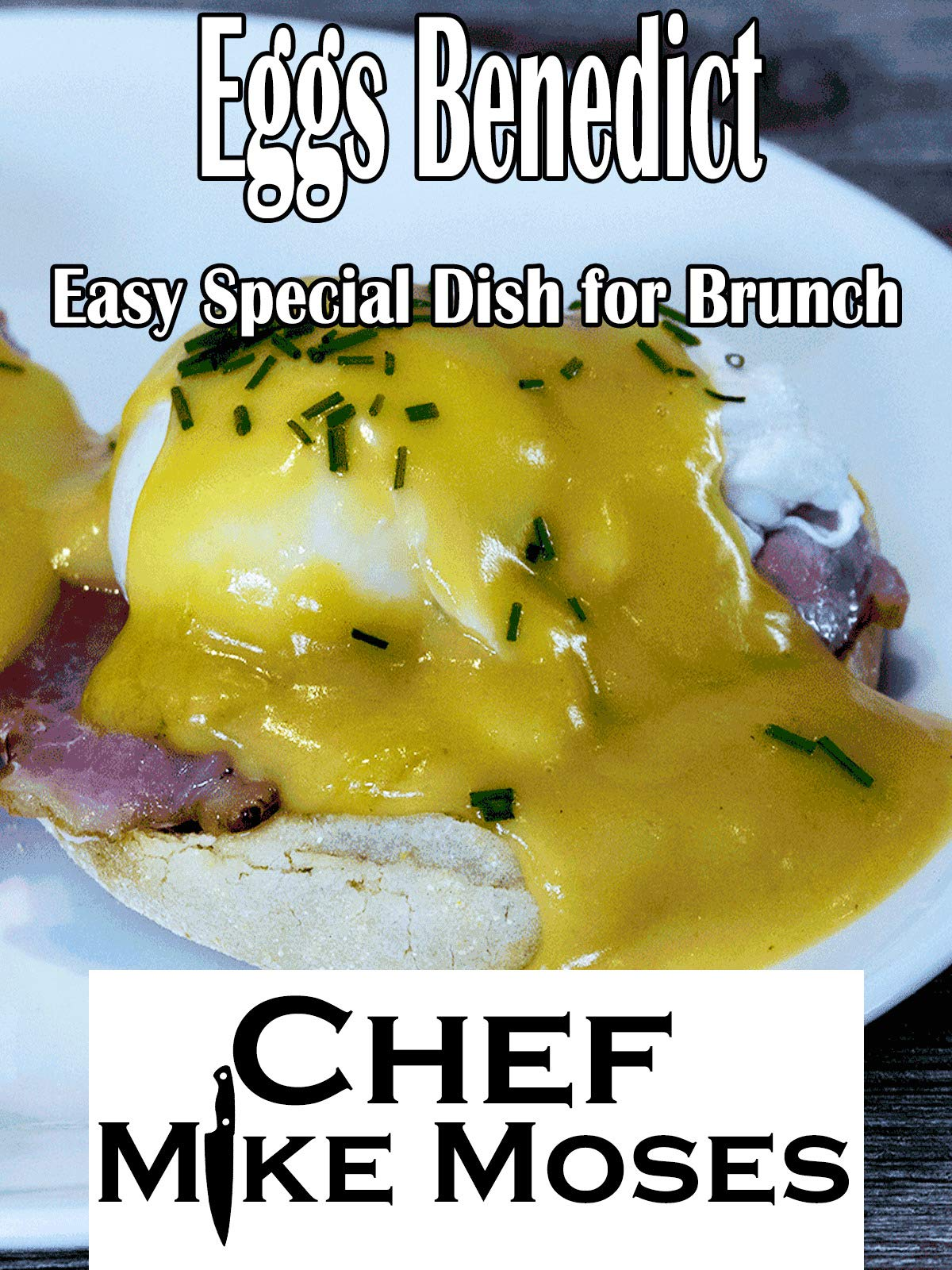 Eggs Benedict an Easy Special Dish for Brunch on Amazon Prime Instant Video UK
