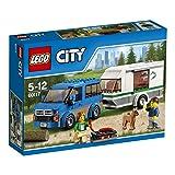 レゴ シティ キャンピングカー 60117