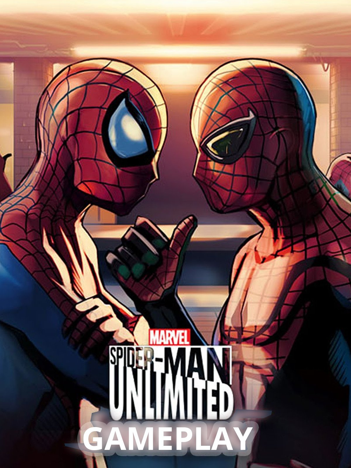 Clip: Spider-Man Unlimited Gameplay