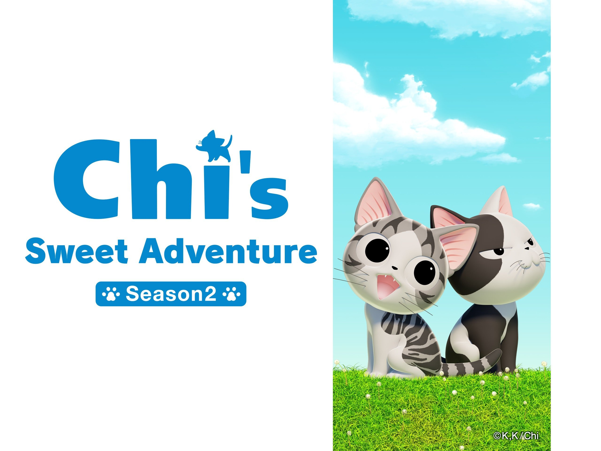 Chi's Sweet Adventure (Subbed) - Season 2