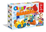 Clemmy Plus Clemmy Play Set Gas Station, Multi Color
