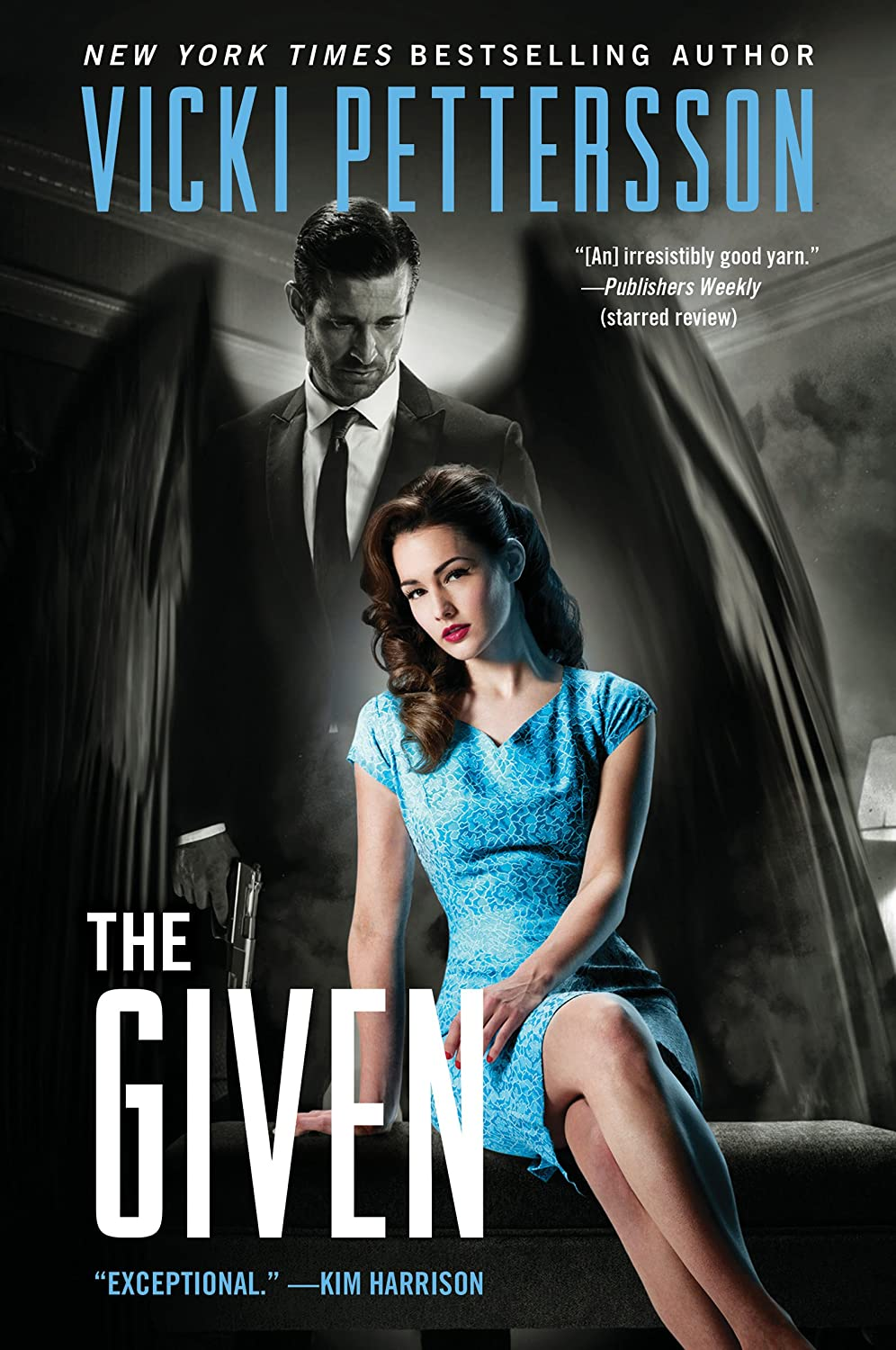 The Given: Celestial Blues: Book Three - Vicki Pettersson