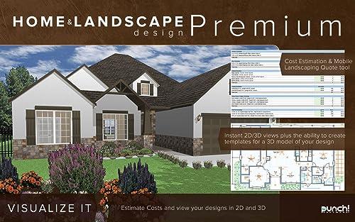 Punch Home Landscape Design Premium V18 Download