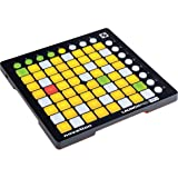 Novation Launchpad Mini MK2 w Microfiber Cloth and 1 Year EverythingMusic Extended Warranty