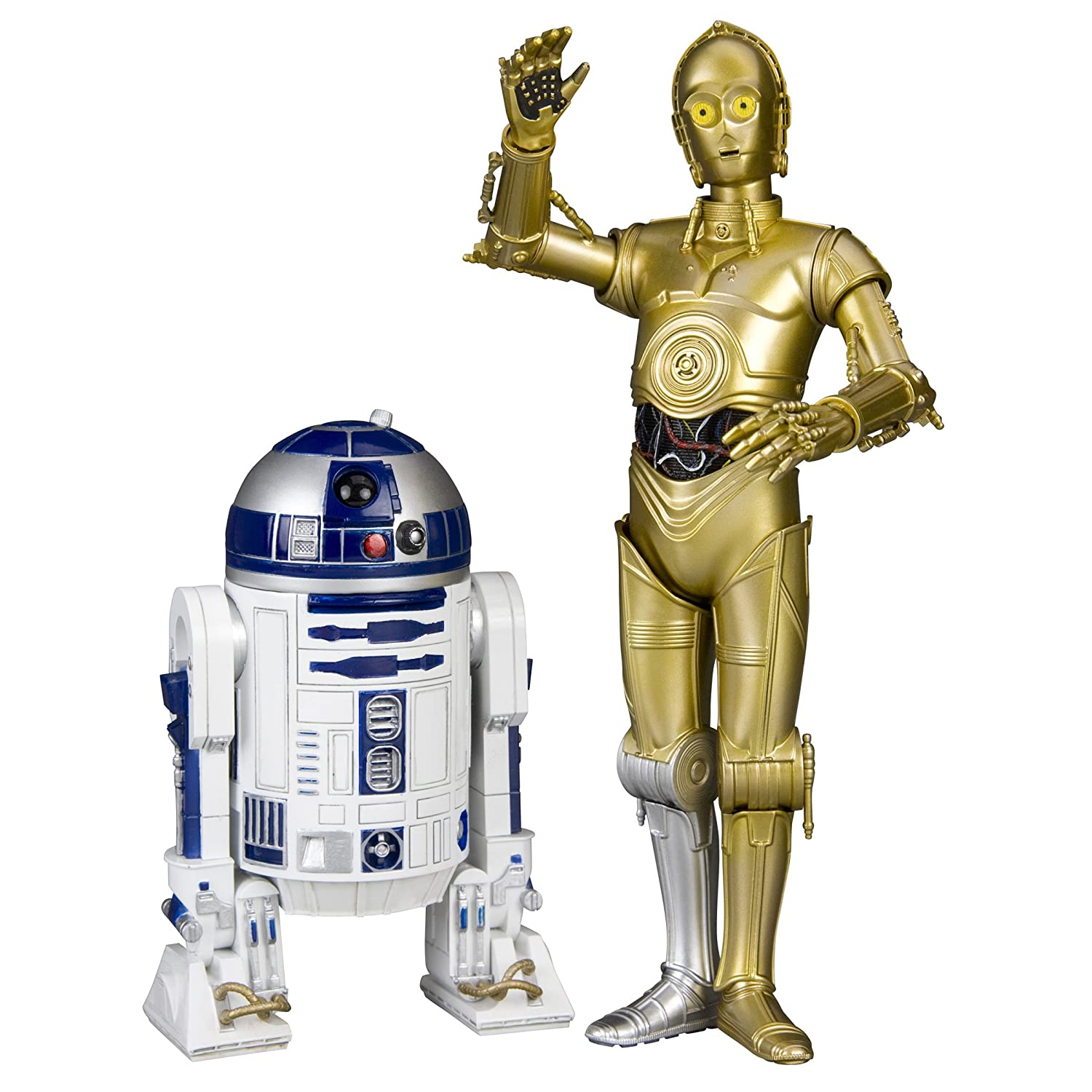 FIGURE!FIGURE!FIGURE!: C-3PO And R2-D2 by Star WarsR2d2 And C3po Drawing