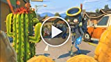 Plants Vs Zombies: Garden Warfare - Chum Rush Trailer...
