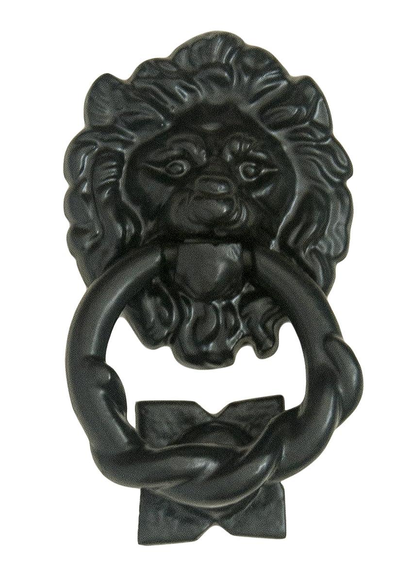 Lynn Cove AL37120 Lion Head Door Knocker