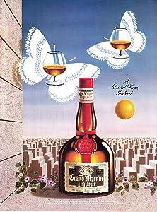 1988 Grand Marnier Print Ad