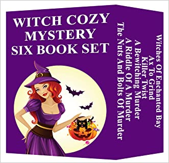 Witch Cozy Mystery 6 Book Set