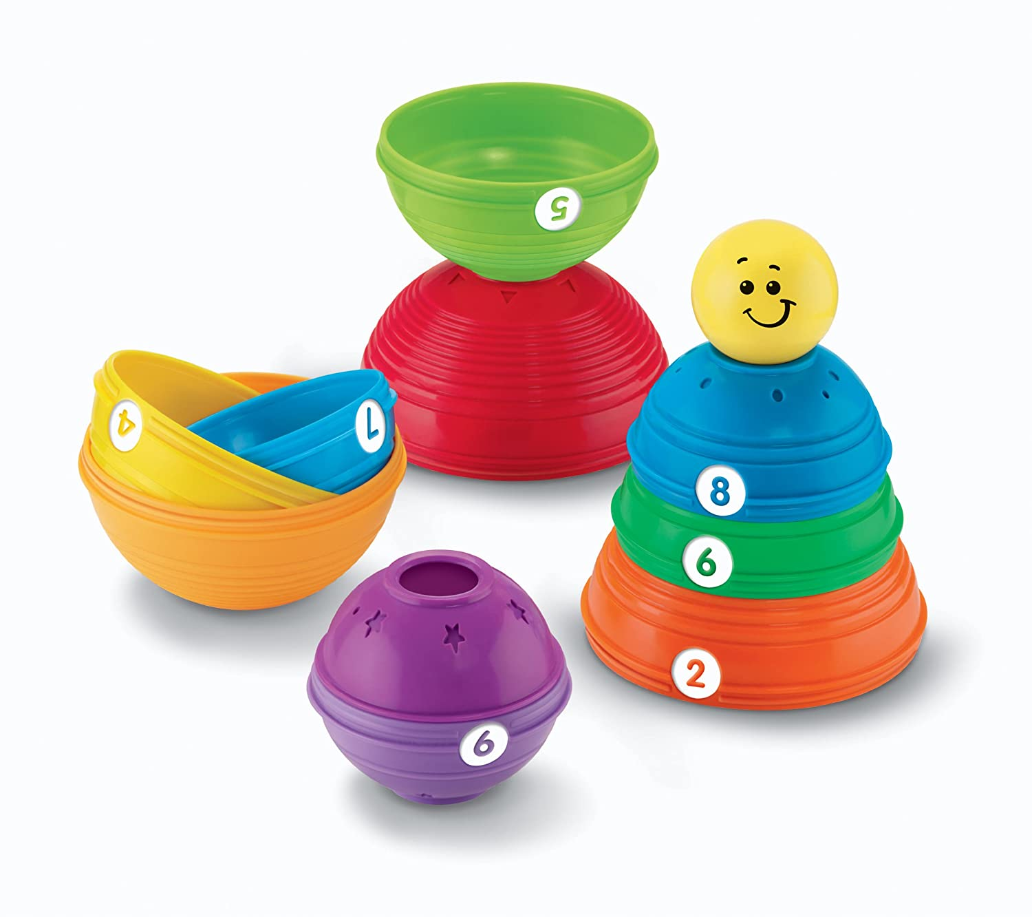 Stack & Roll Cups