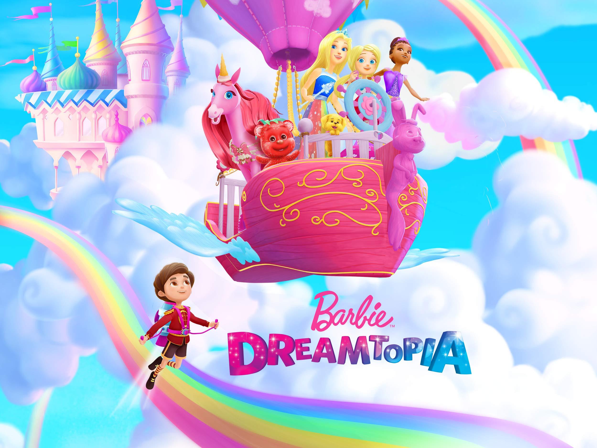Barbie Dreamtopia on Amazon Prime Video UK