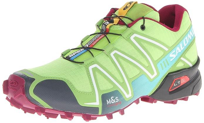 Femmes Salomon Speed Cross 3 - Salomon Femmes Speedcross Trail Fonctionnement Dp B004lb4w6c Ventes