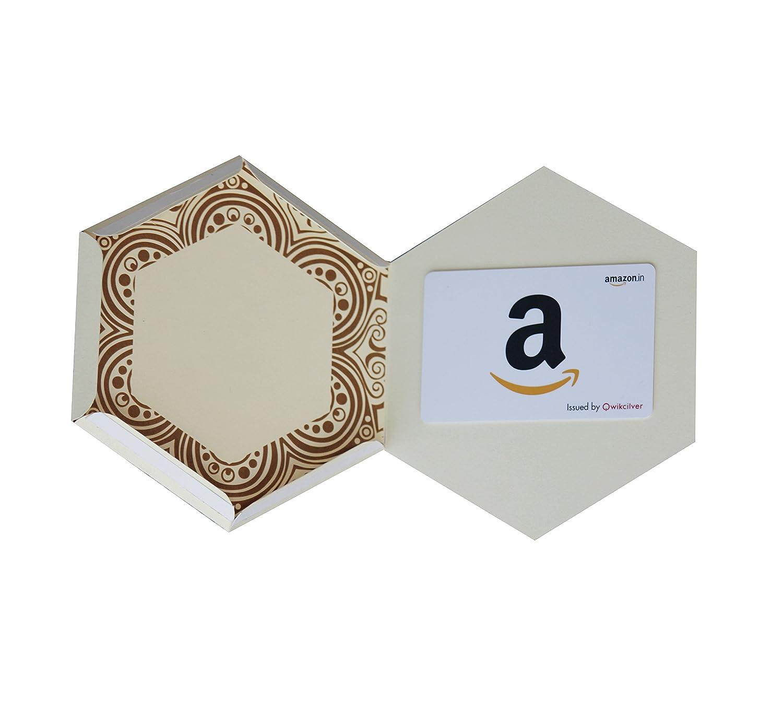 Gold Shine Gift Envelope