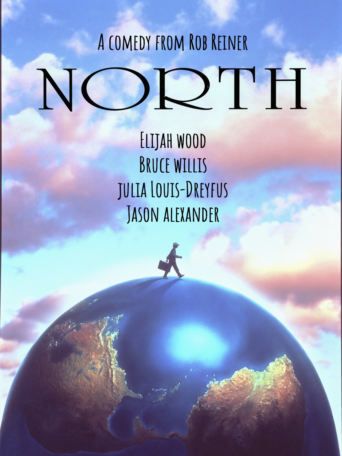 North on Amazon Prime Instant Video UK