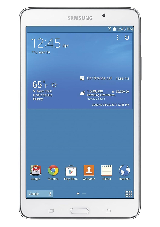 Amazon.com : Samsung Galaxy Tab 4 (7-Inch, White)