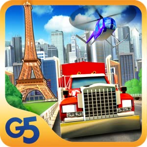 Virtual City Playground® from G5 Entertainment AB