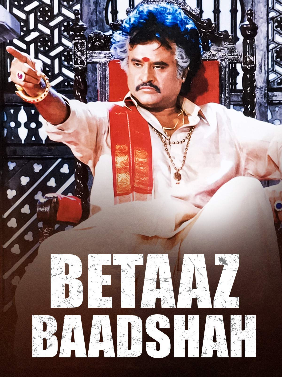 Betaaz Badshah on Amazon Prime Video UK