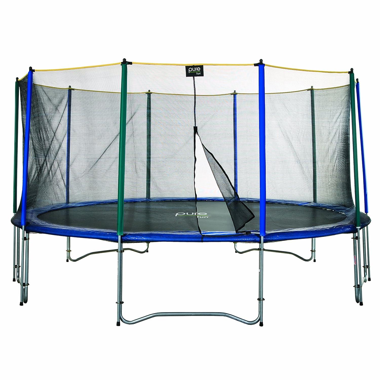 15 Foot Trampoline Enclosure @BBT.com