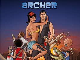 Archer Season 2 [HD]